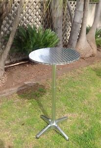 Hire bar table Mile End West Torrens Area Preview
