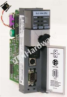 Allen Bradley 1747-l541 C Slc 500 Slc 504 Cpu Controller Processor Frn 11 Qty