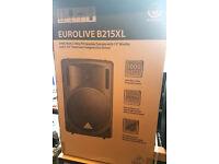 Behringer Eurolive B215XL Speaker