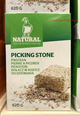 Natural Picking Stone Pigeon Feed Racing Pigeons Loft Pickstone 620g BMFD