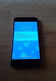 LIKE NEW I phone 6 16BG in space grey (unlocked)