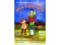 Dick Whittington and His Cat: Pantomime (The Little Theatre, Birkenhead)