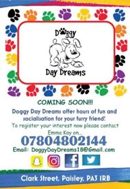 Doggy day dreams Ltd