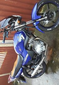 Yamaha y b r for sale