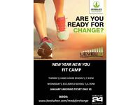 Fitcamp - Ready for Change