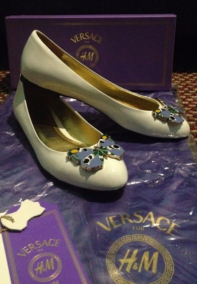 New Versace HM size 5 UK
