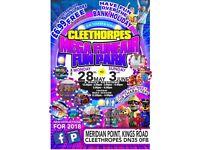 Cleethorpes wristband funpark