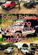 Mitsubishi Pajero parts for cheap Tivoli Ipswich City Preview