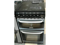 a599 silver cannon 50cm gas cooker comes with warranty can be delivered or collected