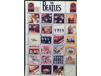 Beatles rare stampsheet