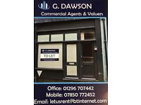 G. DAWSON Commercial Agents & Valuers