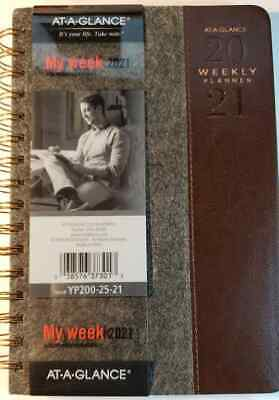 At-a-glance Signature Weeklymonthly Planner Yp20025 Loc Wu-7