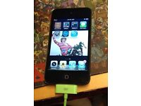 IPod touch 4th gen and case
