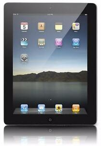 Apple iPad 2 Wifi Model 16gb Black 9.7 inch Screen