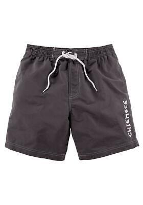 Chiemsee Herren Badeshorts Badehose Shorts Grau Größe S 818035