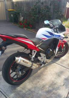 Honda Cbr500r abs lams approved like new