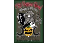 Mrs Horror Queen Halloween Show
