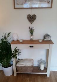 ** Hall way / console table, shabby chic, solid wood **