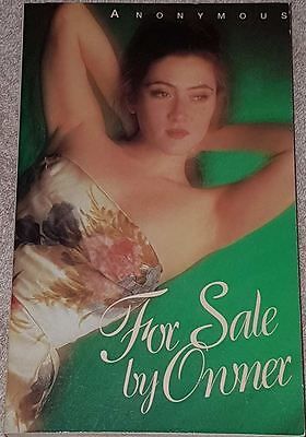 Anonymous FOR SALE BY OWNER (paperback) Masquerade Books](Anonymous Mask Sale)