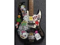 Fender Squier J-Bass
