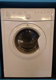 o354 white indesit 7kg B rated set and forget vented dryer comes with warranty can be delivered