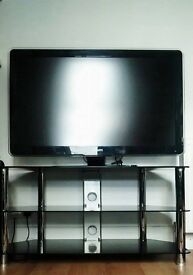 TV + DIGI BOX + TV STAND FOR SALE BANGOR : £250.00