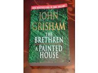 New book The Brethren & A Painted House By John Grisham