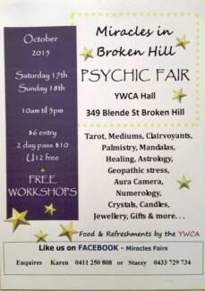 Miracles in Broken Hill Broken Hill Central Broken Hill Area Preview