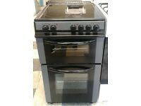 676 graphite bush 50cm ceramic electric cooker with warranty can be delivered or collected