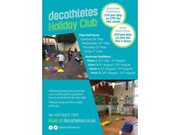 Decthletes Holiday Camp