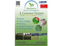 Northacre Grounds Management all your gardening needs in 1 place