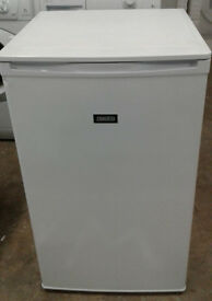 C667 white zanussi under counter fridge new graded with manufacturers warranty can be delivered