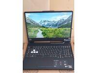 ASUS TUF Gaming laptop, Ryzen 5 4600h/ Nvidia GTX 1650ti