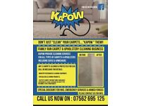 Carpet cleaning services and house cleans