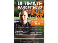 Fitness Bootcamp! Get fit and make friends.