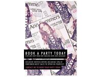 Ann Summers Parties - Ayrshire & Glasgow Areas
