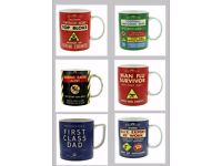 Ministry of Chaps- Tea / Coffee Ceramic Novelty Mugs