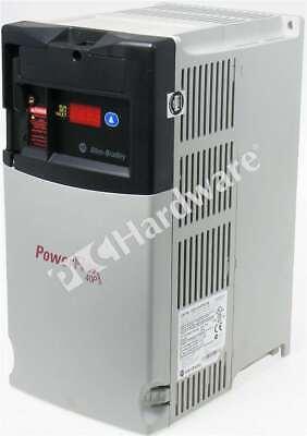 Allen Bradley 22d-d017n104 A Powerflex 40p Ac Drive 480vac 3-phase 17a 10hp