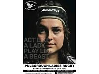 Pulborough Ladies Rugby Team - New players welcome! No experience needed
