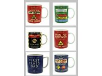 Ministry of chaps mugs - great gifts for dad at christmas