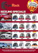 TYRE RACK's WEEKLY OFFER Australia Preview