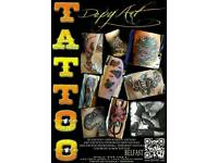 Tattoo .tattoo art.tattoo artist