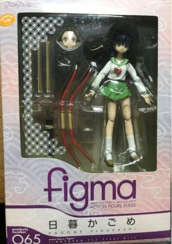 Figma Inuyasha Kagome Higurashi action figure Max Factory Rumiko Takahashi