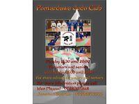 Pontardawe judo club