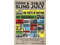 Hook & Sling - live funk bands @ 229 club Saturday 22nd July tickets £20