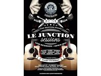 NEW!! OPEN MIC/JAM SESSION in WILLESDEN NW LONDON!