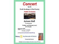 CONCERT BY THE PERTH STRATHSPEY AND REEL SOCIETY