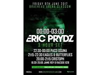 QuickSale 2x Eric Prydz Tickets for price of 1