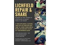 Lichfield Repair and Share Cafe