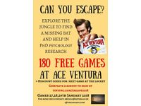 Free Escape Room Game - 45 Spaces Remaining. The Lockey, Bournemouth